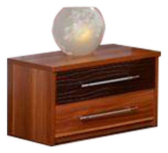 Тумба прикроватная Джордан 4-0911 слива Валлис/венге mebelion.ru 1632.000