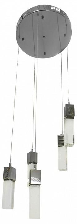Подвесной светильник Kink Light Аква 08510-5A (4000K) kink light светильник коппа белый w48 15 h11 led 18w 4000k лампы в комплекте