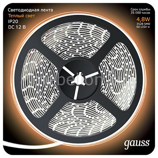 Лента светодиодная Gauss Gauss 312000105