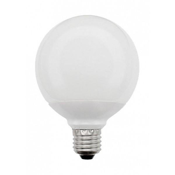Лампа компактная люминесцентная UnielE27 24Вт 2700K G9524270027Артикул - UL_05620, Бренд - Uniel (Китай), Серия - G95, Гарантия, месяцы - 24, Высота, мм - 127, Диаметр, мм - 95, Лампы - компактная люминесцентная [КЛЛ], цоколь E27; 220 В; 24 Вт, цвет: белый теплый, 2700 K, Световой поток, лм - 1300, Светоотдача, лм/Вт - 54, Сопоставление с лампой накаливания - в 4.4 раза, Мощность, приведенная к лампе накаливания, Вт - 105, Тип колбы лампы - сферическая, Ресурс лампы - 10 тыс. часов<br><br>Артикул: UL_05620<br>Бренд: Uniel (Китай)<br>Серия: G95<br>Гарантия, месяцы: 24<br>Высота, мм: 127<br>Диаметр, мм: 95<br>Лампы: компактная люминесцентная [КЛЛ],цоколь E27; 220 В; 24 Вт,цвет: белый теплый, 2700 K<br>Световой поток, лм: 1300<br>Светоотдача, лм/Вт: 54<br>Сопоставление с лампой накаливания: в 4.4 раза<br>Мощность, приведенная к лампе накаливания, Вт: 105<br>Тип колбы лампы: сферическая<br>Ресурс лампы: 10 тыс. часов