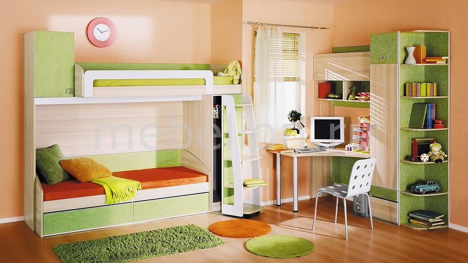 Гарнитур для детской Мебель Трия Киви ГН-139.012