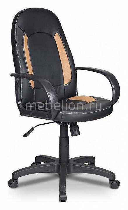 Кресло компьютерное Бюрократ CH-826/B+BG