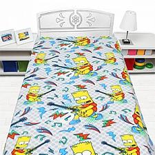 Плед детский (150х200 см) Simpsons 520313