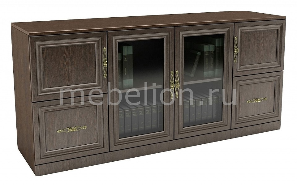 Тумба-витрина ВМФ-Мебель Карлос-071