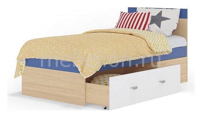 Кровать Darek  тумбочка без ящиков