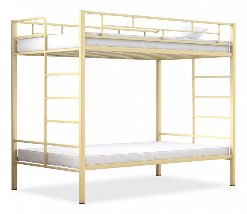 Кровать двухъярусная МФ 4 Сезона Валенсия Твист 120