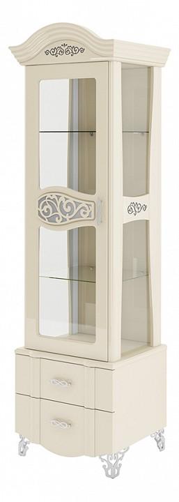 Шкаф-витрина Мебель-Неман София МН-025-14 мебель неман орхидея сп 002 09 ольха