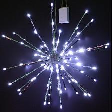 Звезда световая RichLED (0.45 м) Ёжики RL-TB45-WWW