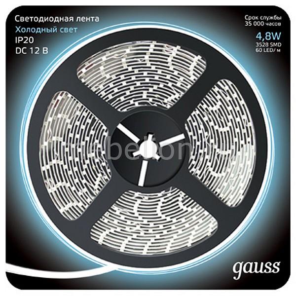 Лента светодиодная Gauss Gauss 312000305 лента светодиодная gauss gauss 312000305