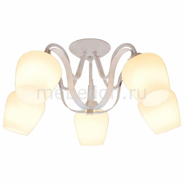 Потолочная люстра TopLight Abegail TL1133-5D бра toplight abegail tl1133 1w