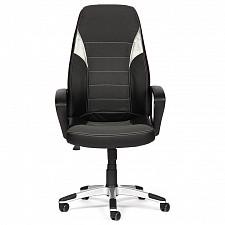 Кресло компьютерное Интер серое