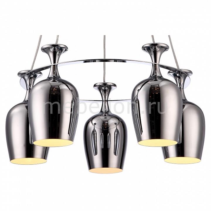 Подвесная люстра Arte Lamp A8071LM-5CC Rondo