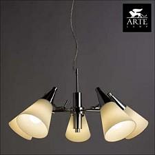 Подвесная люстра Arte Lamp A9517LM-5CC Brooklyn