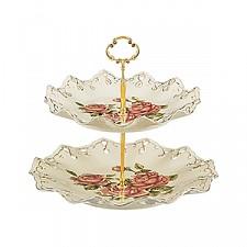 Этажерка (30 см) Корейская роза 126-630