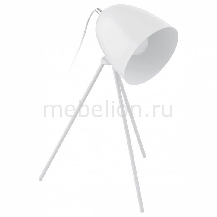 Настольная лампа декоративная Eglo Don Diego 92889 торшер eglo don diego 92891
