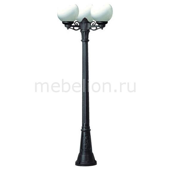 Фонарный столб Fumagalli Globe 250 G25.156.S30.AYE27 наземный высокий светильник fumagalli globe 250 g25 158 000 aye27