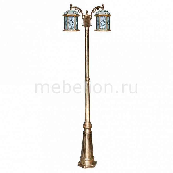 Фонарный столб Feron 11341 Витраж с ромбом