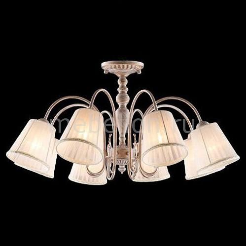 где купить Подвесная люстра Eurosvet Katrin 60029/8 белый с золотом по лучшей цене