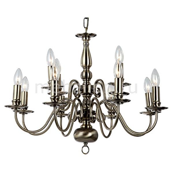 Подвесная люстра Arte Lamp A1029LM-8-4AB Antwerp