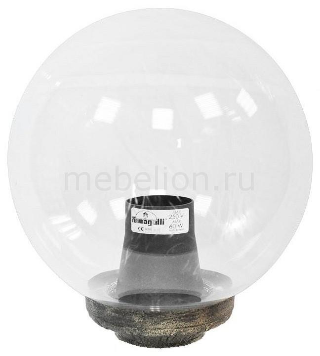 Наземный низкий светильник Fumagalli Globe 250 G25.B25.000.BXE27 наземный высокий светильник fumagalli globe 250 g25 158 000 aye27