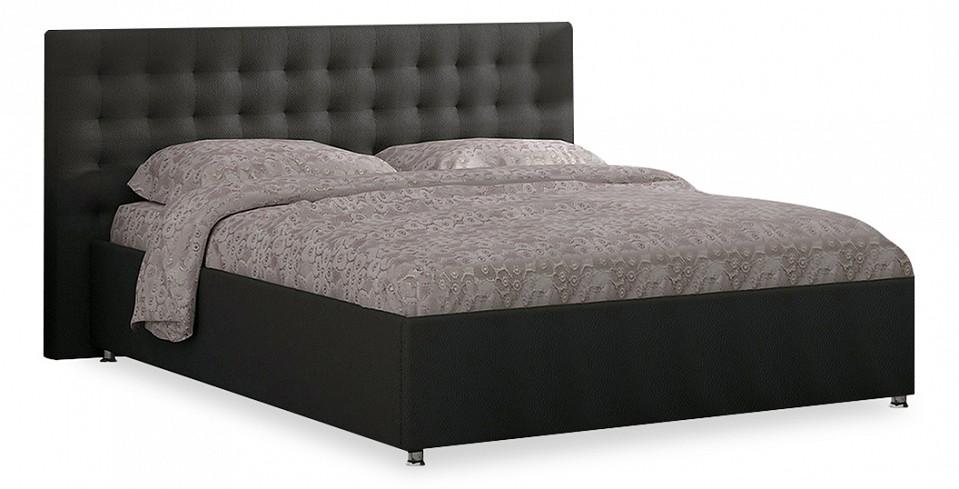 Кровать двуспальная Sonum с матрасом и подъемным механизмом Siena 160-200