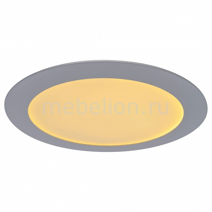 Встраиваемый светильник Arte Lamp A2620PL-1WH Fine