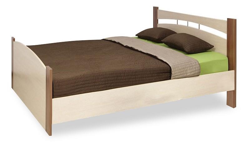 Кровать полутораспальная Олимп-мебель Олимп 1200
