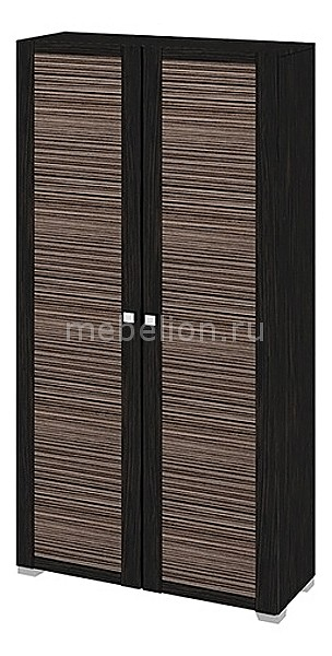 цена на Шкаф платяной Мебель Трия Фиджи Ш2д(10)_25 венге цаво/каналы дуба