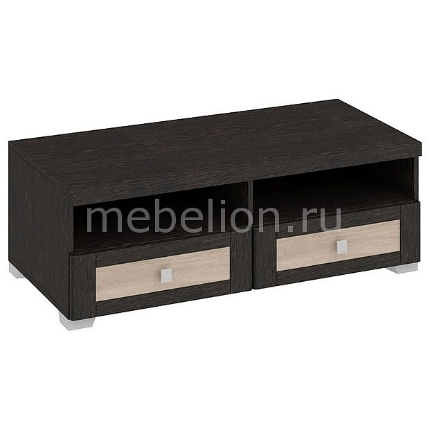 Тумба для ТВ Фиджи Тм(01)_19 венге цаво/дуб сонома mebelion.ru 5290.000
