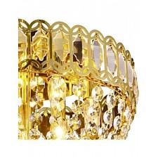 Потолочная люстра Arte Lamp A5002PL-7GO Corona