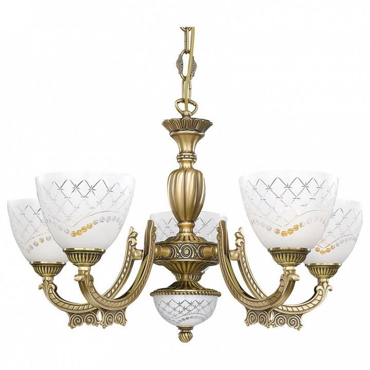 Фото - Подвесная люстра Reccagni Angelo L 7052/5 подвесная люстра reccagni angelo l 6102 5