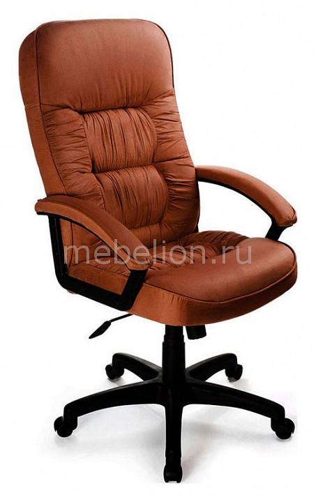Кресло компьютерное T-9908AXSN коричневое