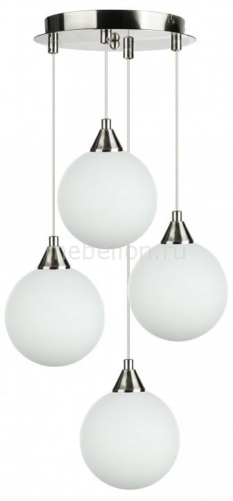 Подвесной светильник 33 идеи PND.101.04..NI+S..WH()