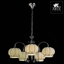 Подвесная люстра Arte Lamp A2106LM-5WH Venice