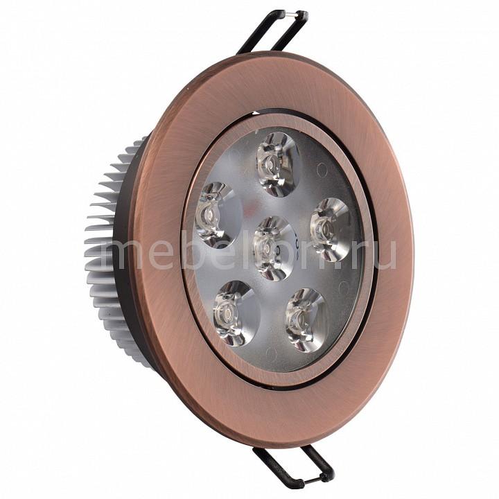 Встраиваемый светильник MW-Light 637013206 Круз