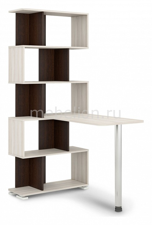 Стол компьютерный Merdes Домино СЛ-5СТ стол компьютерный merdes домино нельсон сл 5ст