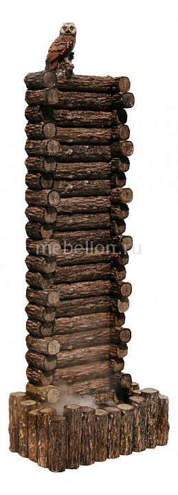 Фонтан пристенный interier-ex (74х50х220 см) Кижи Ф352