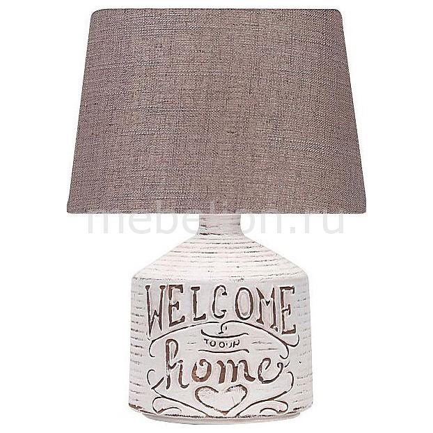 Настольная лампа декоративная Omnilux OML-820 OML-82004-01 настольная лампа omnilux декоративная oml 820 oml 82004 01