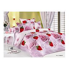 Комплект полутораспальный Milk Strawberry AR_E0002521