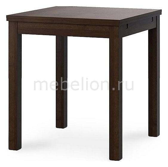 Стол обеденный Столлайн Фиоре 01.06 орех темный стол обеденный столлайн фиоре 01 06 орех темный