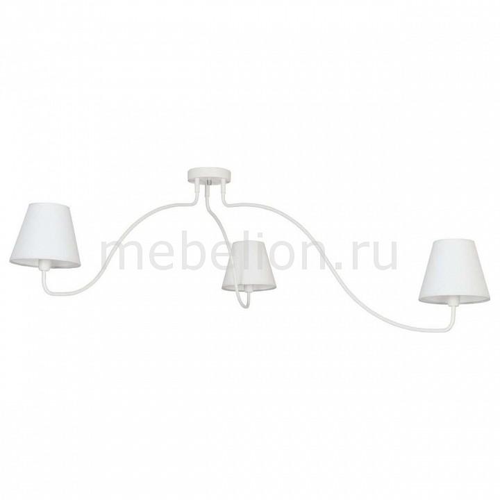 Потолочная люстра Nowodvorski Swivel White 6545