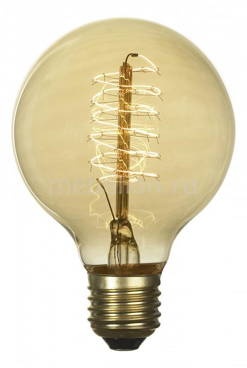 Лампа накаливания Lussole Loft E27 220В 60Вт 2800K GF-E-7125