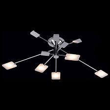 Люстра на штанге MW-Light 632013605 Гэлэкси 7