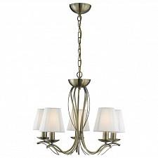 Подвесная люстра Arte Lamp A9521LM-5AB Domain