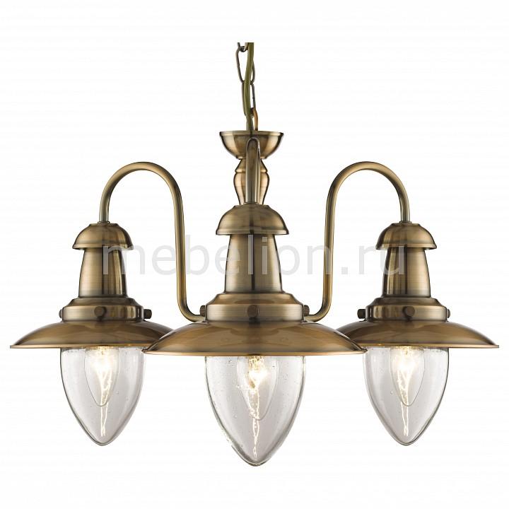 Подвесная люстра Arte Lamp A5518LM-3RB Fisherman