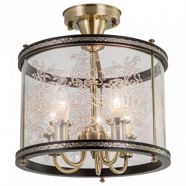 Светильник на штанге Citilux CL408253R Версаль Венге
