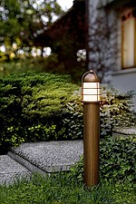 Наземный низкий светильник Eglo 89536 Minorca