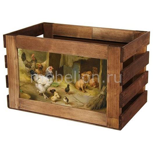 Ящик для хранения Акита Курочка 820