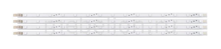 Комплект c 4 модулями светодиодными Eglo (1.7 м) Led Stripes-System 92048 цена 2017