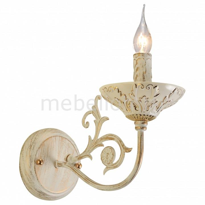 Купить Бра Faina A5326AP-1WG, Arte Lamp, Италия